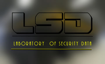 LABORATORY OF SECURITY DATA